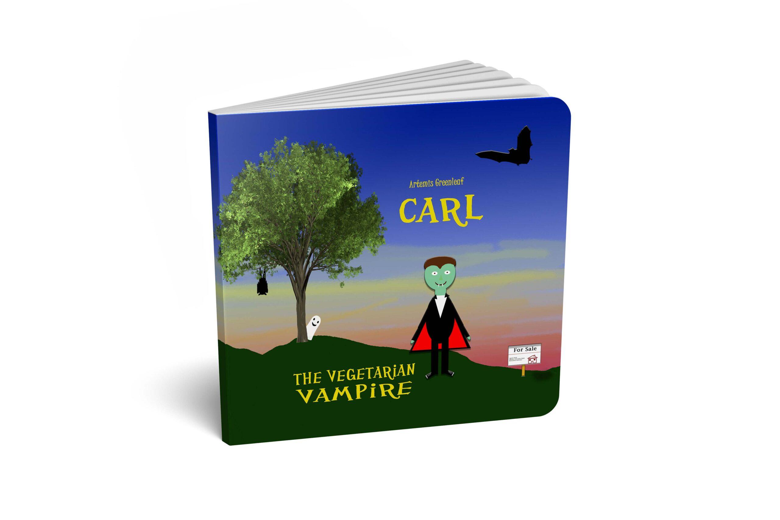 Carl the Vegetarian Vampire